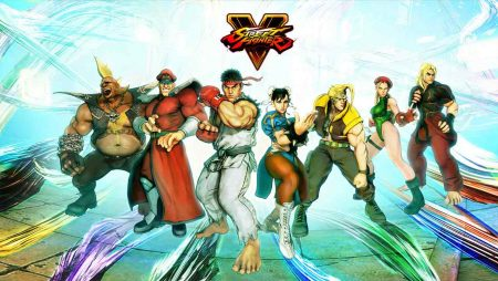 Street Fighter Characters ตัวหลักที่ห้ามพลาด