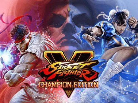 Street Fighter V ศึกไฟต์ บนท้องถนน