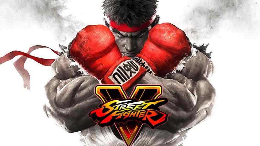 Street Fighter 5 สตรีทไฟเตอร์ ทวงบัลลังก์