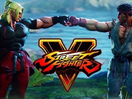 Street Fighter ตัวละคร 5 ตัวที่ได้รับความนิยม