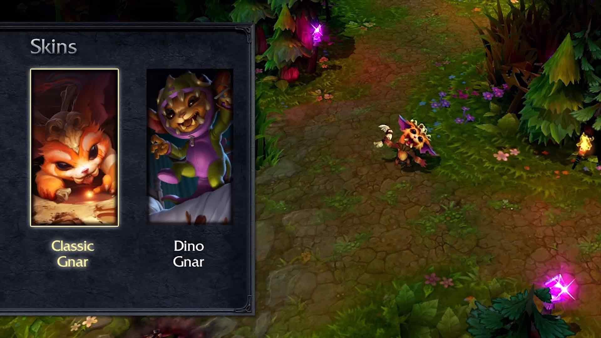 Gnar-LOL-เผ่าพันธุ์สุดน่ารัก2