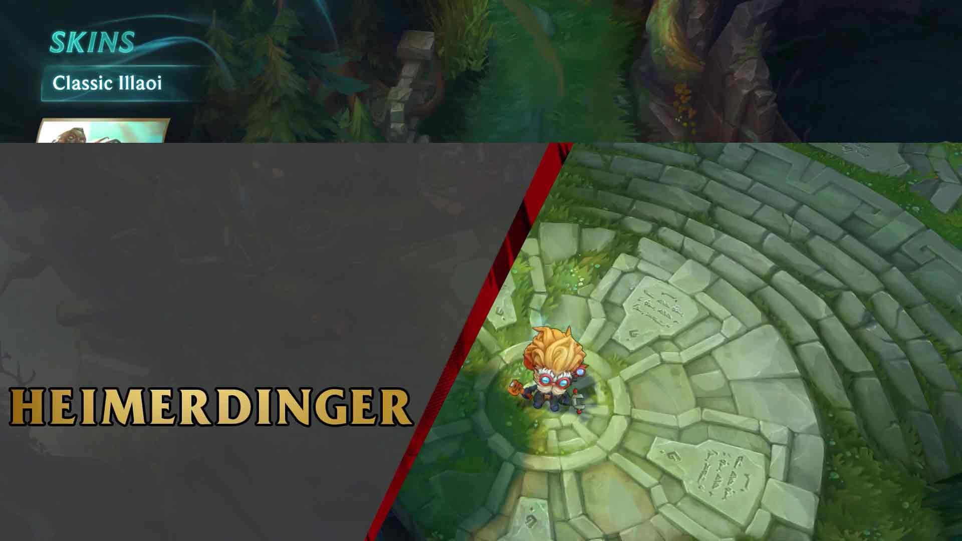 Heimerdinger-LOL-นักวิทยาศาสตร์สติเฟื่อง2