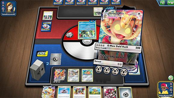 เกมโปเกม่อนมือถือ-Pokemon TCG Online