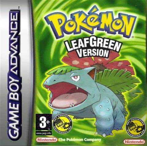 Pokemon Leaf Green-Gametips