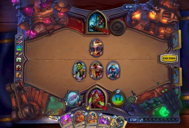 Hearthstone คือเกมอะไร1