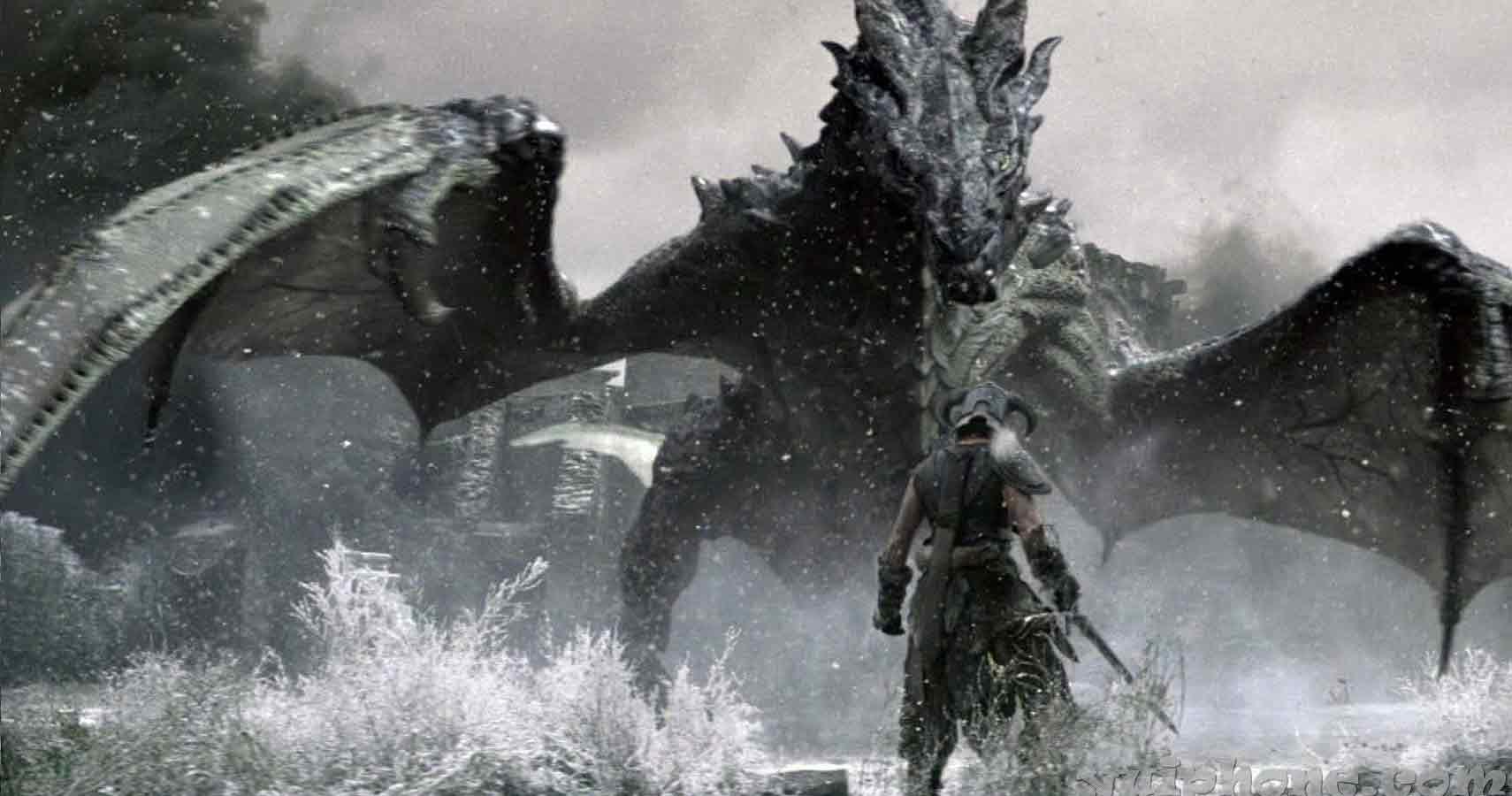 Skyrim-เกมซีรีย์เวทมนต์สุดมันส์2