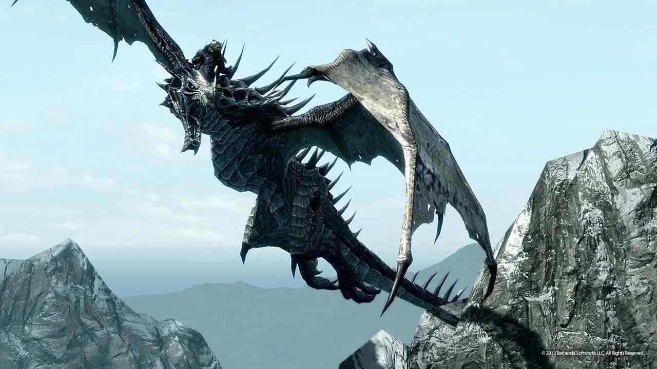 Skyrim-รีวิว-เกมเวทมนต์ฟอร์มยักษ์1