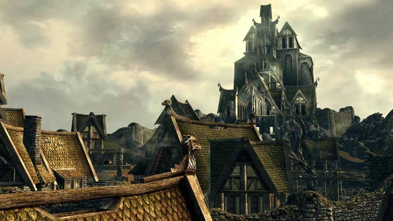 รีวิว Skyrim บทสรุป ของเกม1