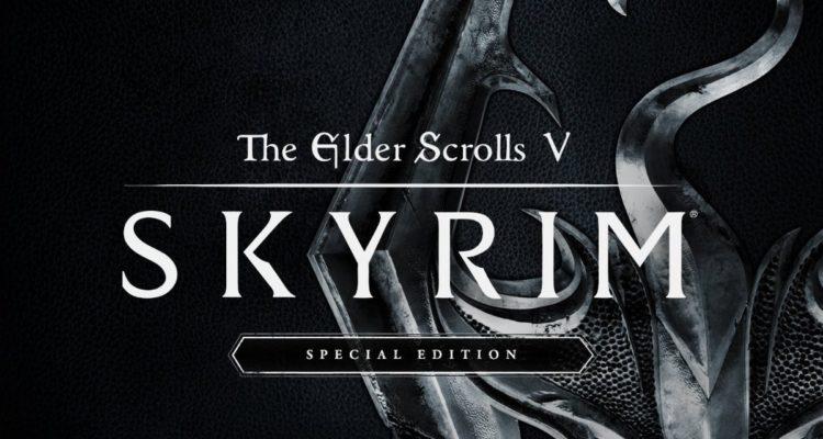 ช็อตพิเศษเกม Skyrim SE MOD