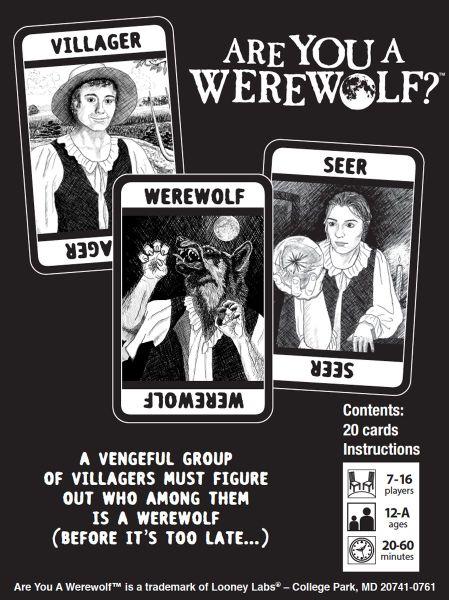 Werewolf Board Game สุดฮิต2
