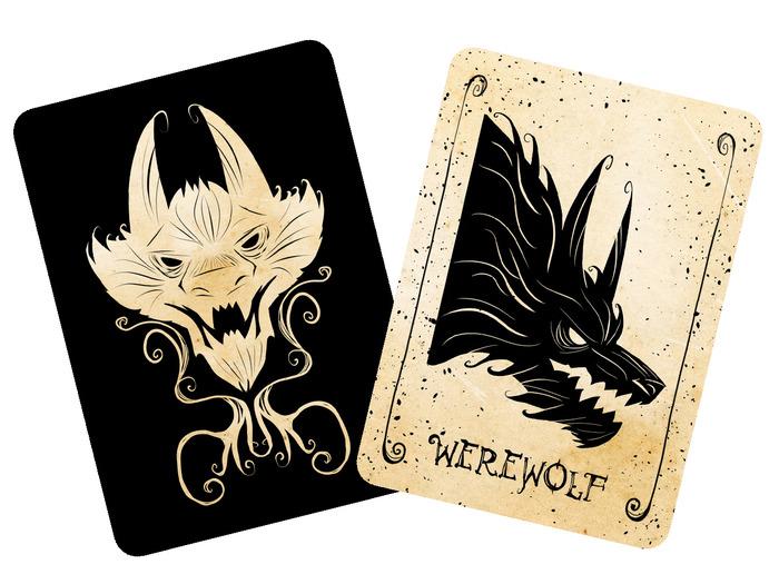 เทคนิคเล่น Werewolf ตัวละครที่นิยม
