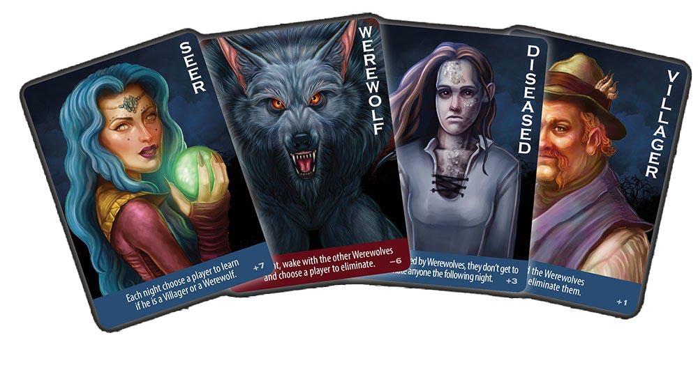 เทคนิคเล่น Werewolf ตัวละคร ที่นิยม-Gametips-1
