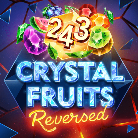 243 Crystal Fruits Reversed คริสตัลผลไม้หลากสี