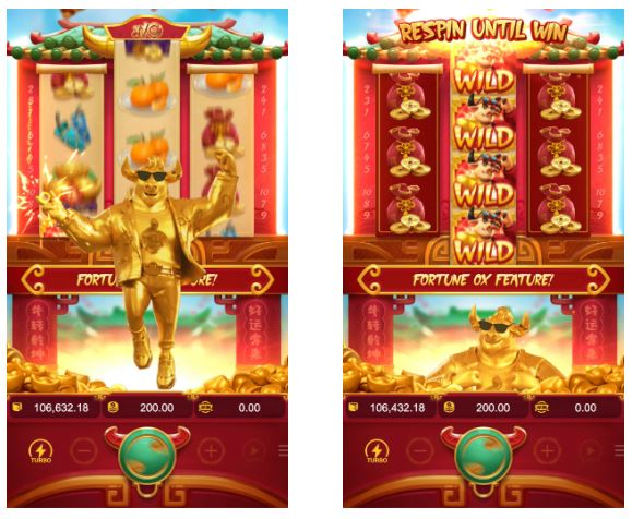 Fortune Ox เกมวัวทองให้โชค-4