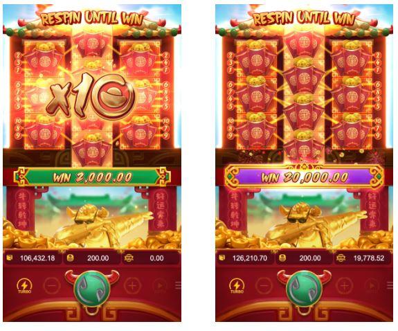 Fortune Ox เกมวัวทองให้โชค-5