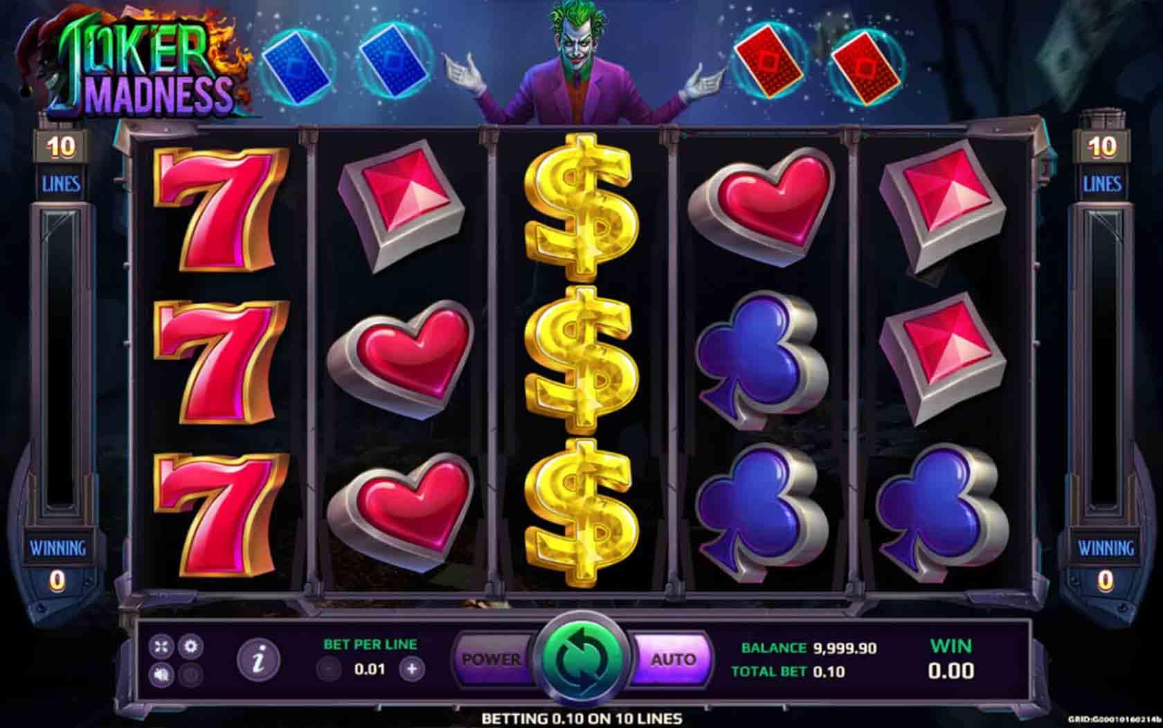 Joker Slot Auto เกมหมุนทำเงินง่ายๆ